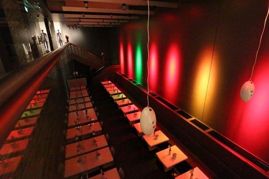 Bohem Art Hotel : restaurant