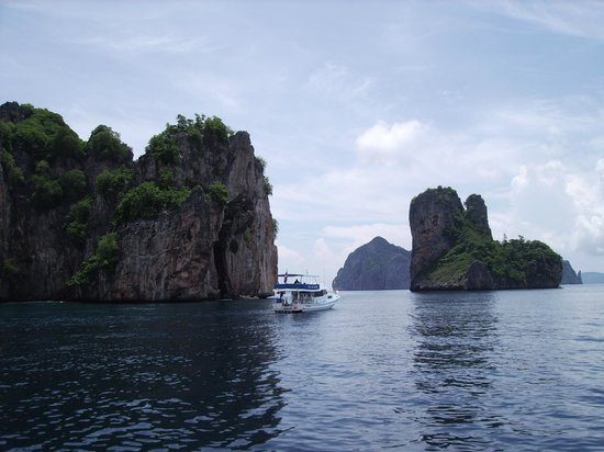 Infinity Ocean Diving - Private Diving : Kho Phiphi