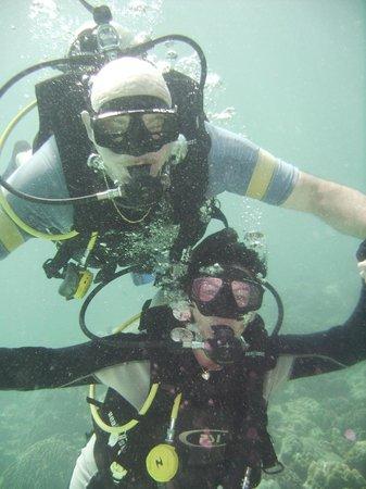 Infinity Ocean Diving - Private Diving: Que du Bonheur