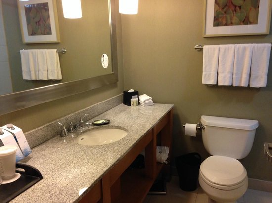 The Westin Las Vegas Hotel, Casino & Spa : Bathroom