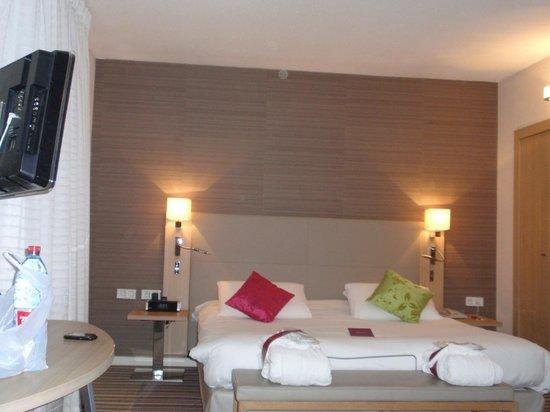 Mercure Carcassonne La Cite Hotel: Habitacion Privilege