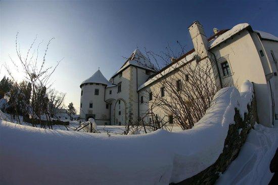 Old Castle (Stari Grad) : In the front of castle