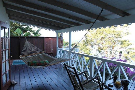 Ti Kaye Resort & Spa: Our porch