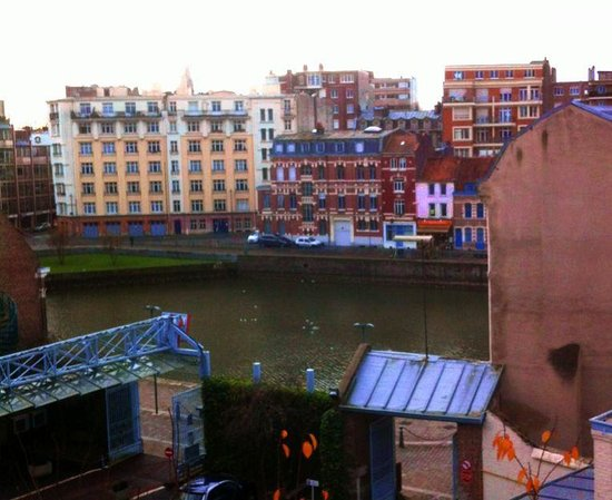 Couvent des Minimes - Alliance Lille : View from our room