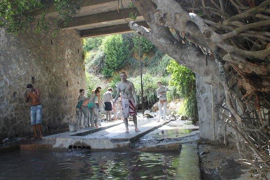 Ti Kaye Resort & Spa : Hot Mud Baths