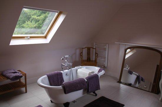 Coynachie Guest House: Lovely bathroom