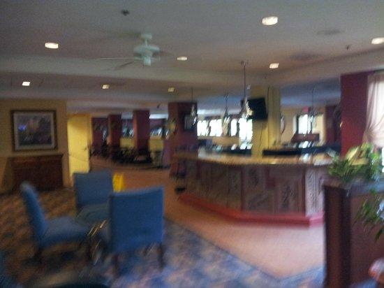 Comfort Inn Maingate : Lobby
