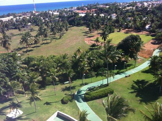 Hotel Deville Prime Salvador: Vista do apto