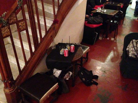Stoke bar: Cozy corners