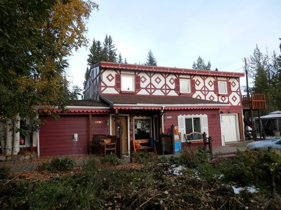 Billie's Backpackers Hostel : Billie's Backpackers, Fairbanks