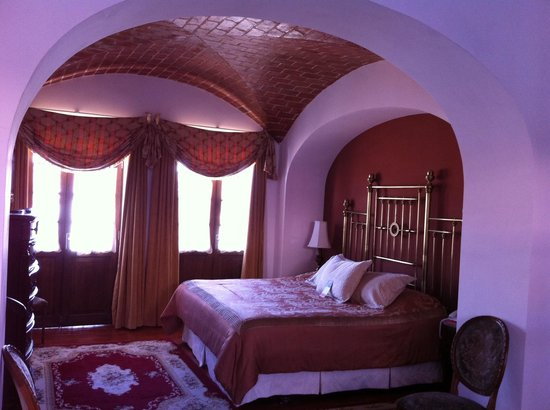 Parador Santa Maria la Real: A good night's sleep
