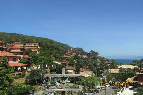 Hotel Pousada Experience Joao Fernandes: Vista