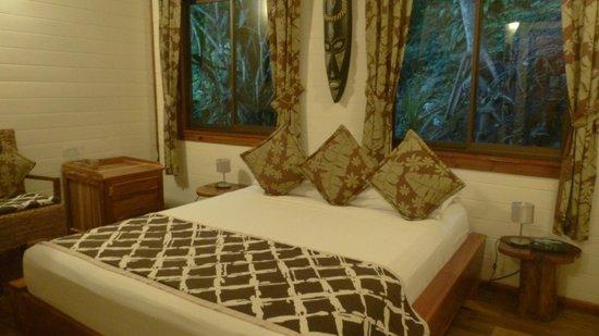 Hotel Moana: chambre