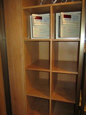 Hod Hamidbar Resort and Spa Hotel : 2 safes