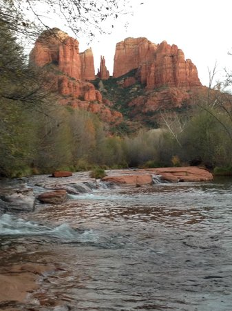 Cathedral Rock : more views