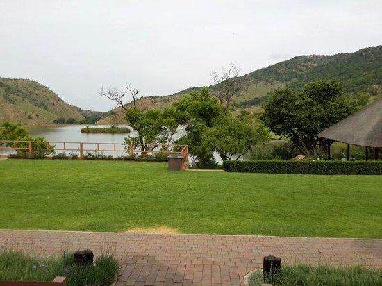 Kloofzicht Lodge & Spa: Lakeside