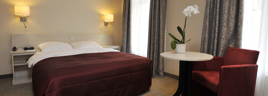 Golden Tulip Lion D'Or: Double Room