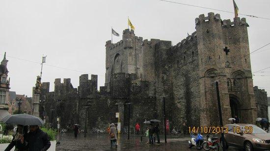 Gravensteen Castle : Gravensteen