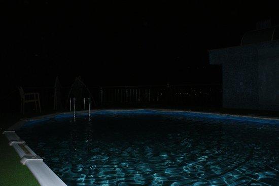 Laleli Gonen Hotel: Бассейн на крыше