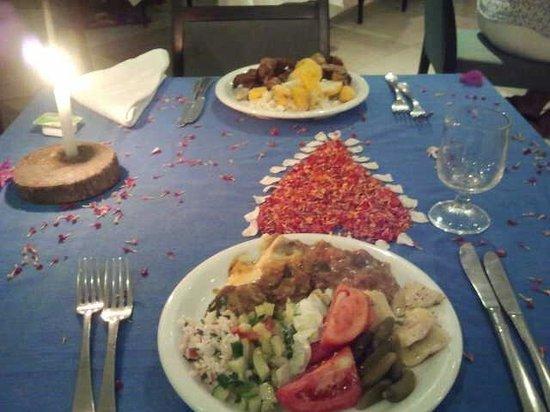 SENTIDO Rosa Beach : Our goodbye dinner sept 13
