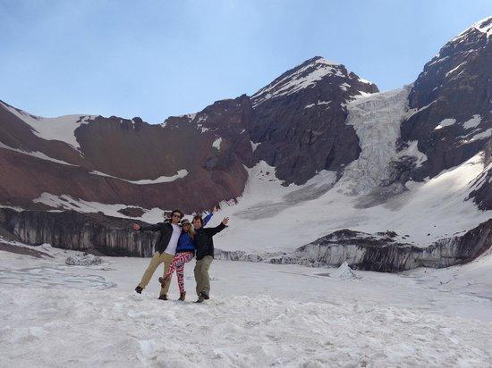Andes Explora: Glaciar El Morado - Chile.