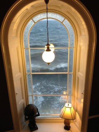 Rockville Hotel: Panorama sul mare