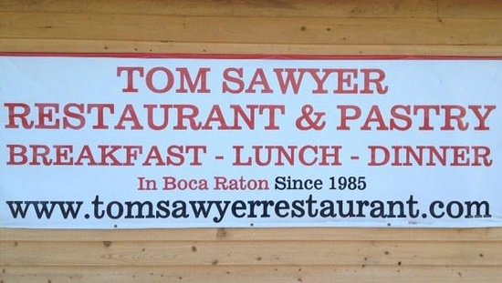 Tom Sawyer Restaurant West Palm Beach