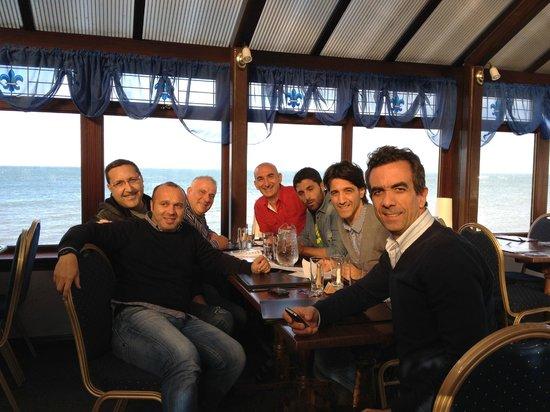 Rockville Hotel: cena tra amici