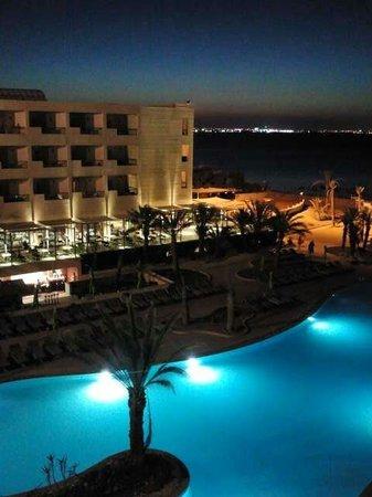 SENTIDO Rosa Beach : Night view Sept 13