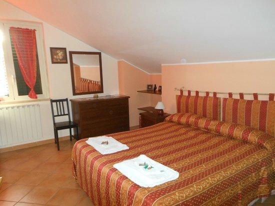 Bed & Breakfast S. Elia: Suite Rosa