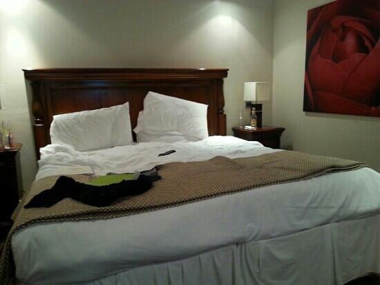 The Casa Hotel: room 45