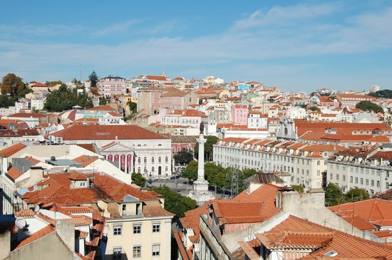 Lisbon Spirit - Walking Tours: Pedro IV