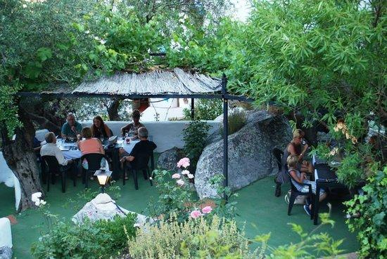 La Casita: Nuestro jardín