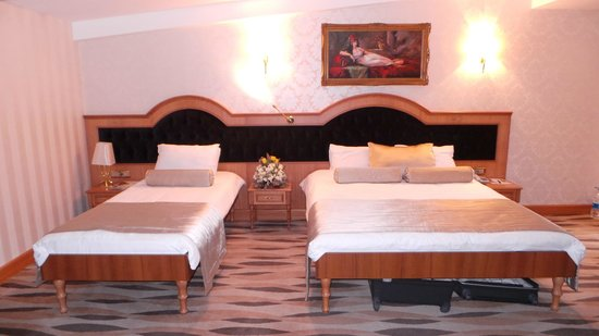 Aprilis Hotel: habitacion