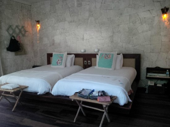 Be Tulum Hotel: QUEEN BEDS