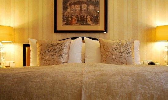 InterContinental Wien: Super comfy bed