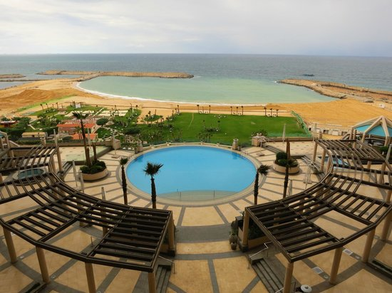 Four Seasons Hotel Alexandria : View from Room 805