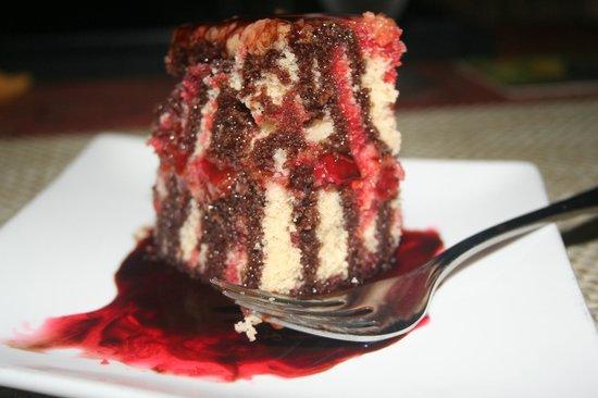 Belizean Dreams: One of the delicious desserts