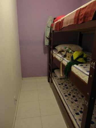 Vidigalhouse Hostel: Three persons room