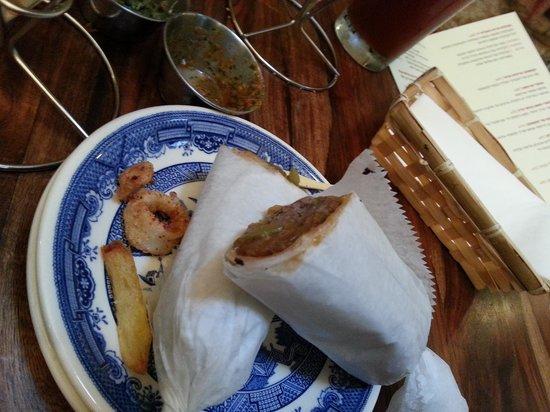 Kukushka - Premium snack bar: Sausge lamb&mutton