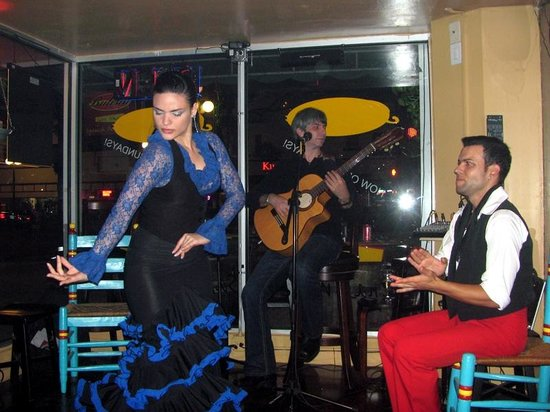 Buleria Restaurant: Flamenco at Buleria