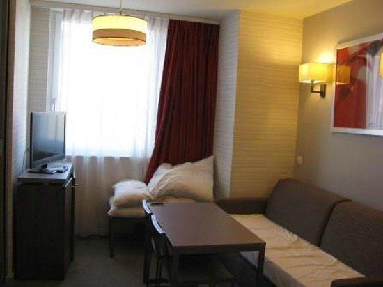 Aparthotel Adagio Basel City : SEJOUR