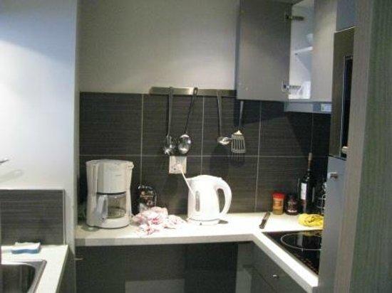 Aparthotel Adagio Basel City : KITCHENETTE
