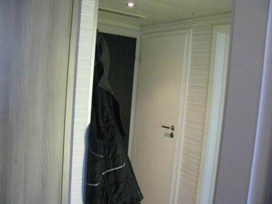 Aparthotel Adagio Basel City : ENTREE
