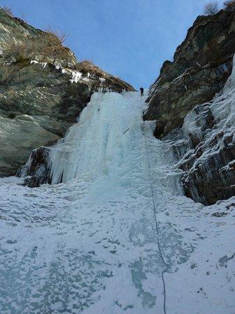 Lillaz Waterfalls: Ghiaccio 4