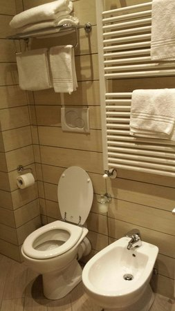 Affittacamere Serena: Il bagno