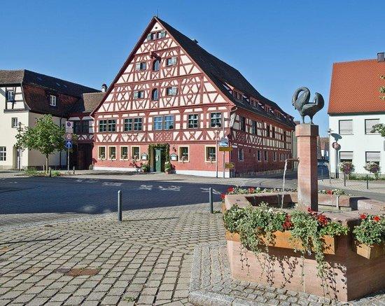 Hotel und Restaurant Der Schwan