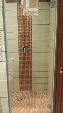 Affittacamere Serena: La doccia