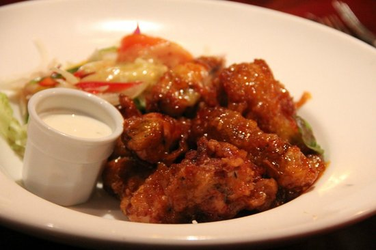 Crockets on the Quay: Chicken Wings