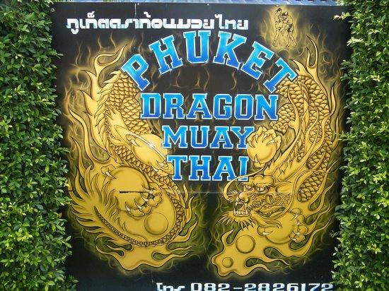 Phuket Dragon Muay Thai: Dragon